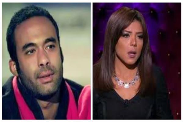 هيثم أحمد زكي وناهد السباعي