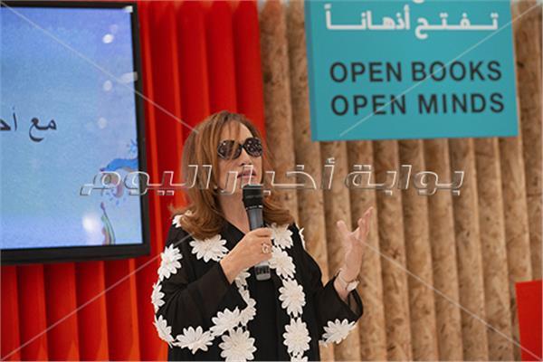 الروائية الجزائرية أحلام مستغانمي