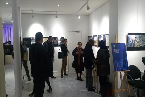 معرض تأثير العمارة الفرنسية على العمران المصري
