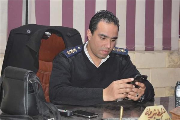 النقيب أحمد شاكر