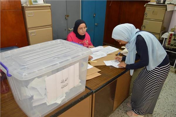 نتائج الجولة الأولى من انتخابات الاتحادات الطلابية بجامعة عين شمس