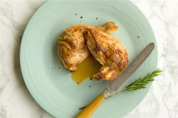 الدجاج الروستو