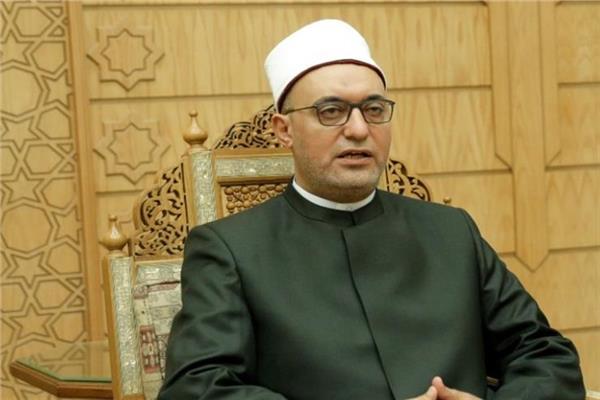 الدكتور نظير عياد أمين البحوث الإسلامية