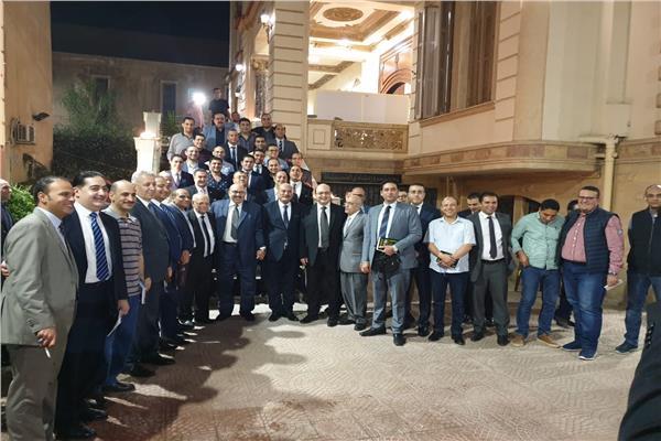 انتخابات نادي القضاة في طنطا