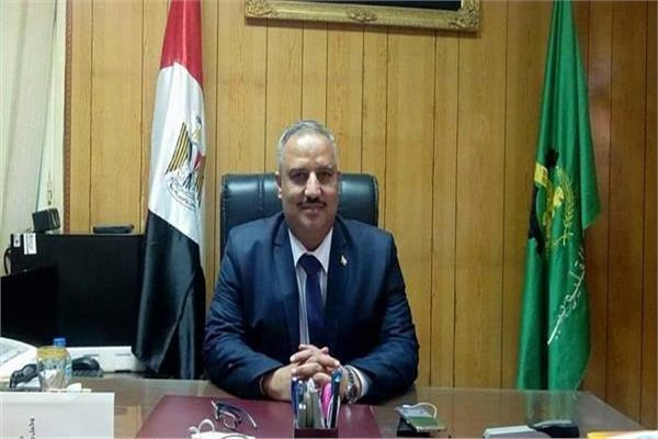 الدكتور محمود الصبروط مدير عام الشباب والرياضة بالقليوبية