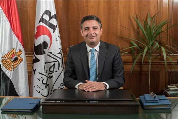شريف فاروق، نائب أول رئيس مجلس إدارة بنك ناصر الاجتماعي