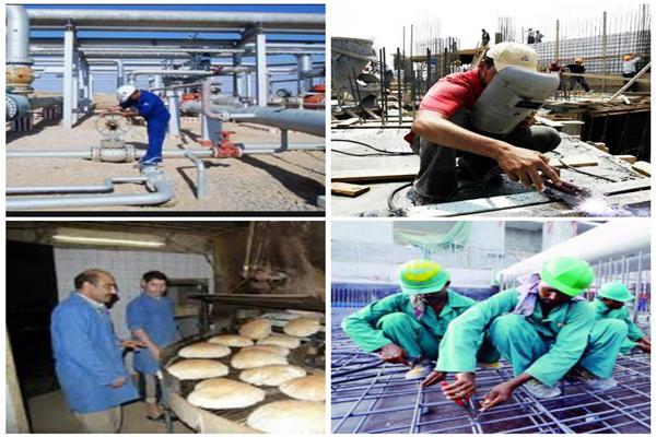 للعمال.. تعرف على إجراءات السلامة والصحة المهنية وتأمين بيئة العمل