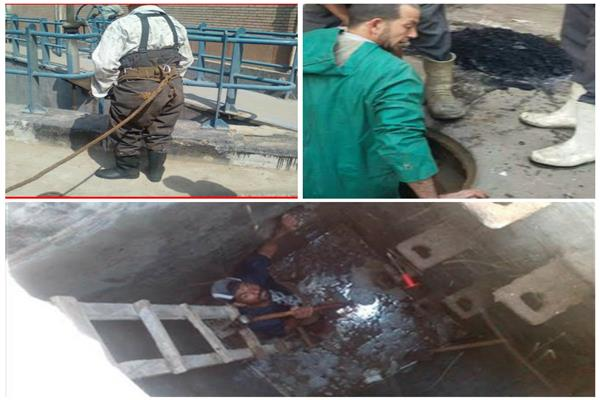 غرق عمال الصرف الصحي «عرض مستمر».. كيف ينجو العامل من الموت؟
