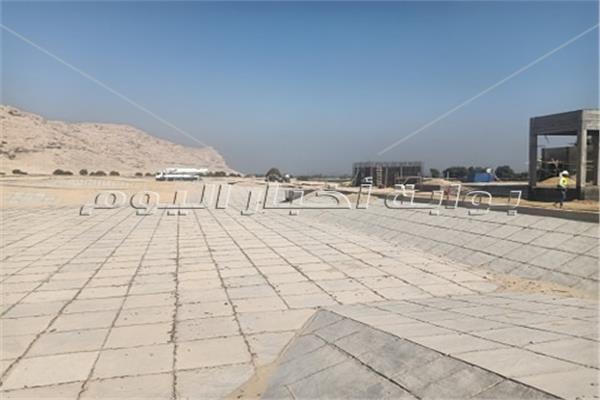 محطة صرف ومعالجة مياه بسوهاج