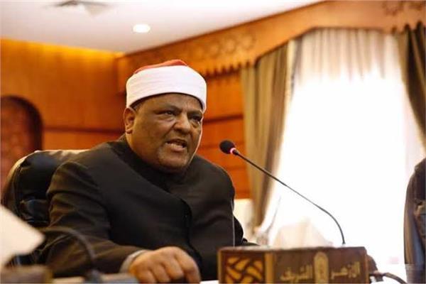 الدكتور عباس شومان وكيل الأزهر السابق