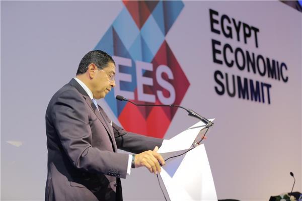 هشام عز العرب رئيس اتحاد البنوك المصرية