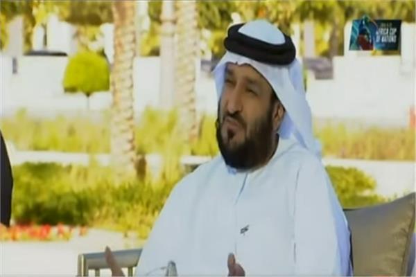 """محمد جلال الريسي المدير التنفيذي لوكالة أنباء الإمارات """"وام"""""""