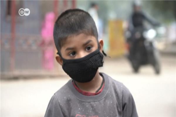 التغيرات المناخية تضر بصحة الأطفال