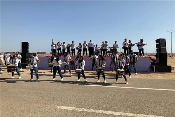 فعاليات ختام مهرجان شرم الشيخ