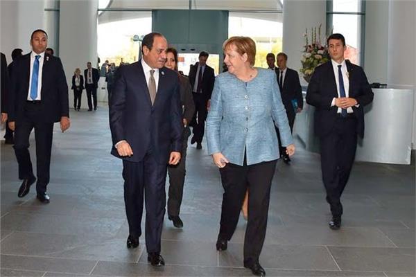 زيارة السيسي لبرلين البداية.. تطور تاريخي للعلاقات المصرية الألمانية