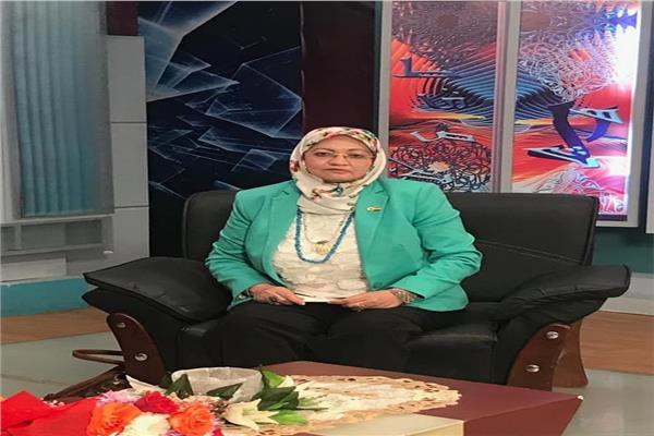 د. ماجدة أحمد عبدالله أستاذ تاريخ وأثار مصر