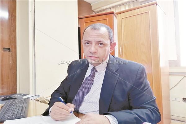 محمد موسى على معاون وزيرة التضامن لخدمة المواطنين