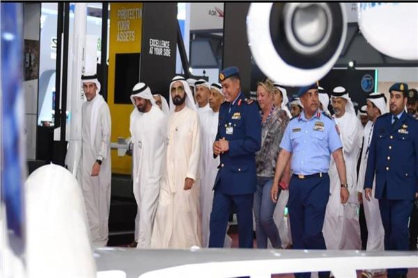 الشيخ محمد بن راشد آل مكتوم نائب رئيس دولة الإمارات