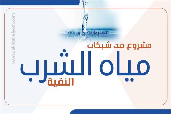 انفوجراف .. مياه الشرب