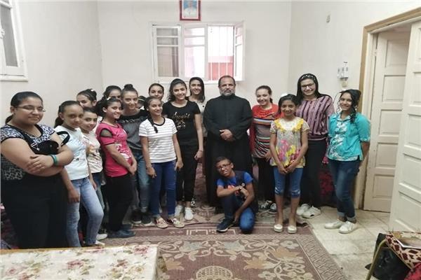 المدرسه الكاثوليكيه بسوهاج