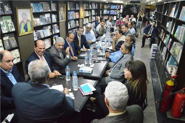 لقاء القاهرة الثقافي الدولي