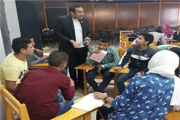 مبادرة لشباب الشيخ زويد ..توقف عن استخدام المحمول بالمنزل