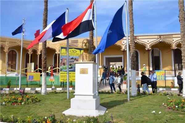 الاحتفال بمرو 150 على افتتاح قناة السويس