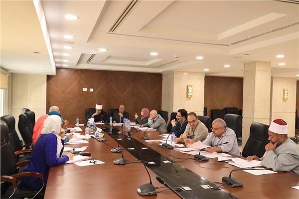 لجنة القدس والحوار والمجتمعات الإسلامية