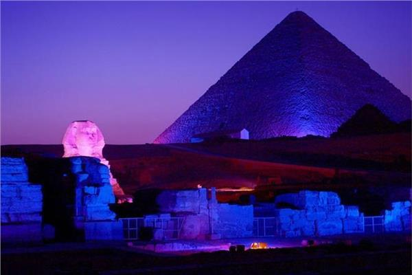 شركة مصر للصوت والضوء والتنمية السياحية