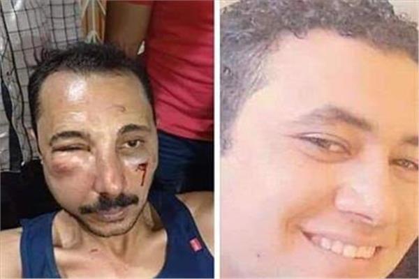 الضابط المتهم بالاعتداء على «محامي المحلة»