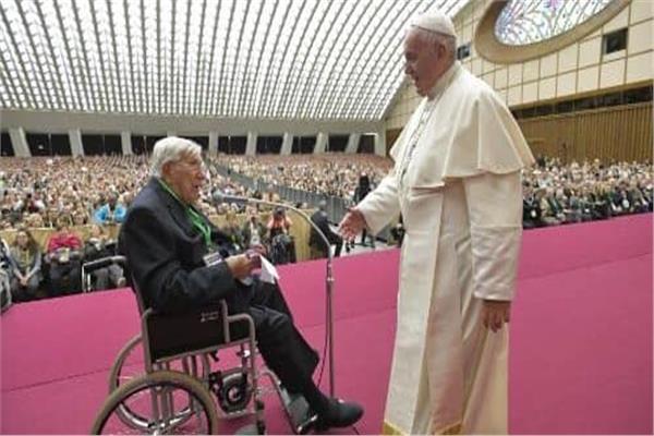 البابا فرنسيس يلتقي الخلايا الراعوية للبشارة بالإنجيل