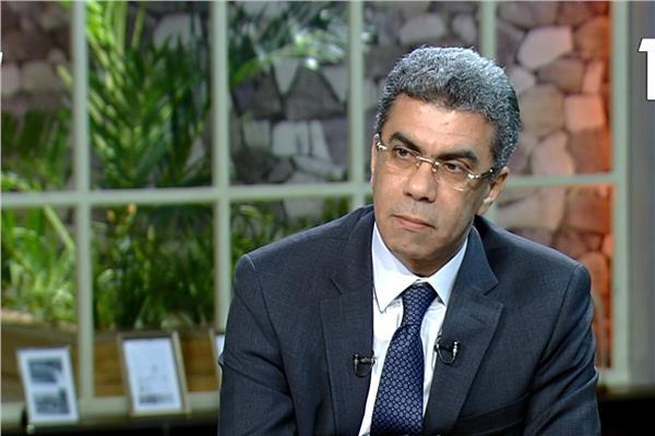 الكاتب الصحفى ياسر رزق