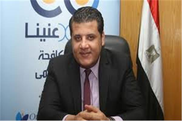 """مصطفى زمزم، رئيس مؤسسة """"صناع الخير"""