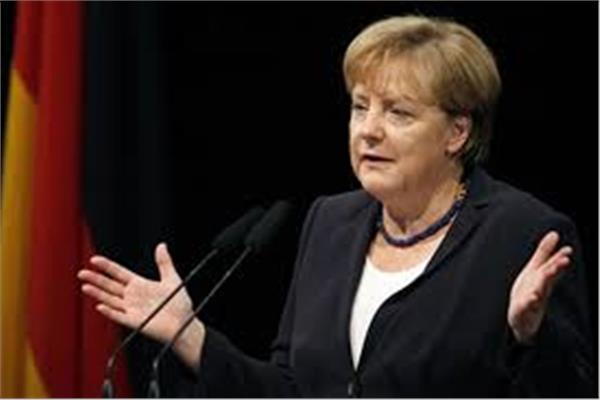 المستشارة الألمانية إنجيلا ميركل