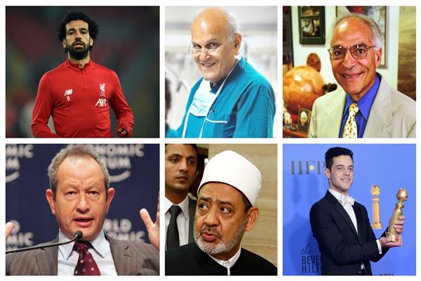 اليوم العالمي للرجال| 6 شخصيات مصرية مؤثرة لعام 2019