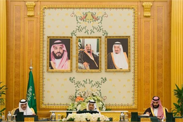 اجتماع لمجلس الوزراء السعودي