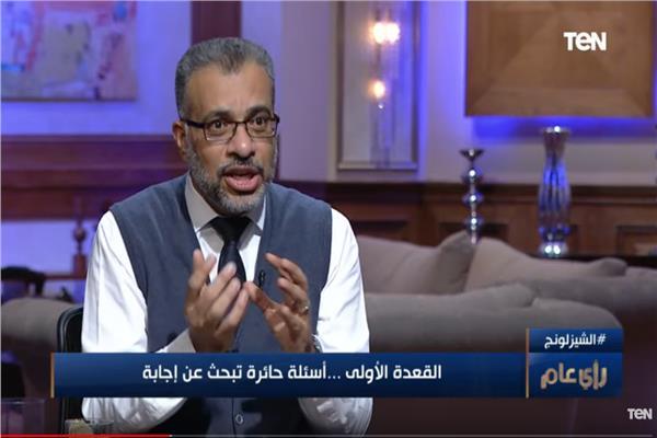 الدكتور محمد طه استاذ الطب النفسي