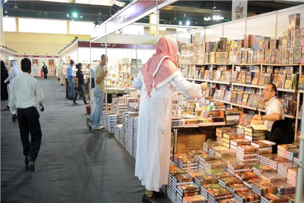 صورة أرشيفية - معرض الكويت للكتاب