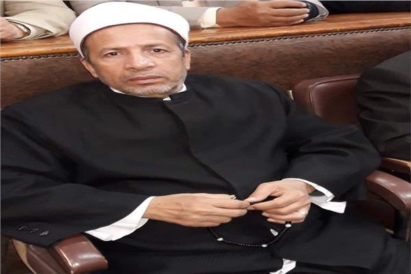 الدكتور مختار مرزوق عبدالرحيم، العميد السابق لكلية أصول الدين جامعة الأزهر
