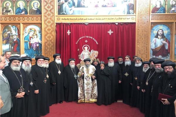 الأنبا ساويرس الأسقف العام