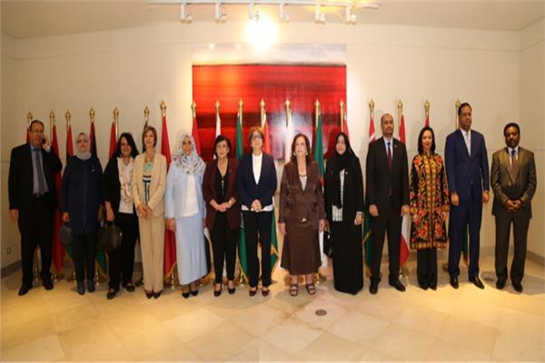 انطلاق أعمال الاجتماع السابع عشر للمجلس التنفيذي لمنظمة المرأة العربية