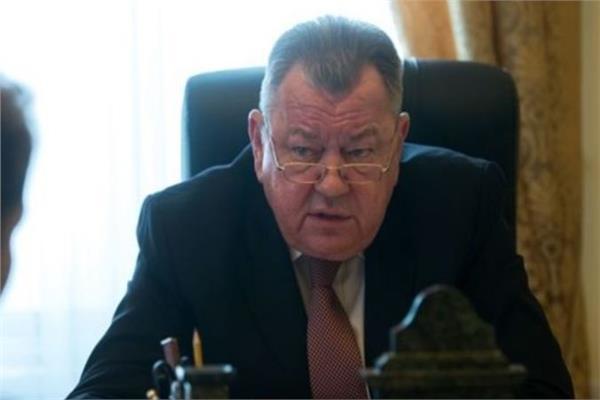 أوليج سيرومولوتوف مساعد وزير الخارجية الروسي
