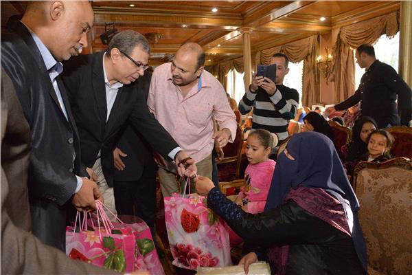 وزير القوى العاملة يفتتح معرض منتجات مركز التدريب المهني