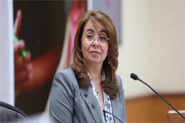غادة والي وزيرة التضامن