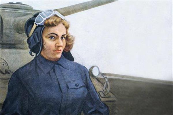 ماريا أوكتيابرسكايا «المرأة الدبابة».. أشعلت الحرب العالمية وفاءً لزوجها