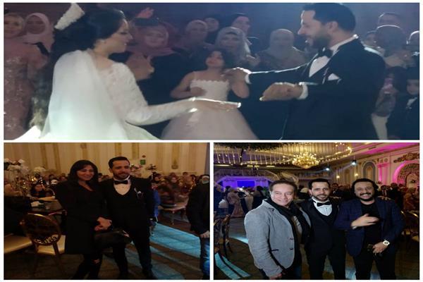 زفاف المنتج محمود سويلم