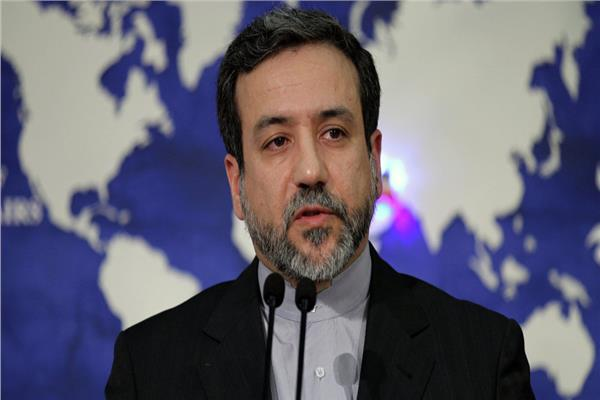 عباس عراقجي مساعد وزير الخارجية الإيرانية
