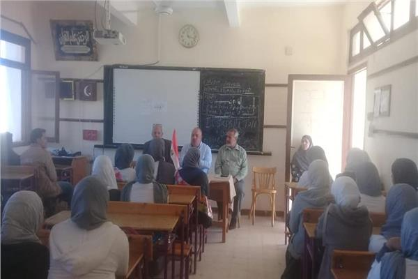 قافة جنوب سيناء تناقش أسباب التسرب من التعليم