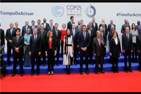 سفارتا إسبانيا وتشيلي تحتفلان بقمة المناخ