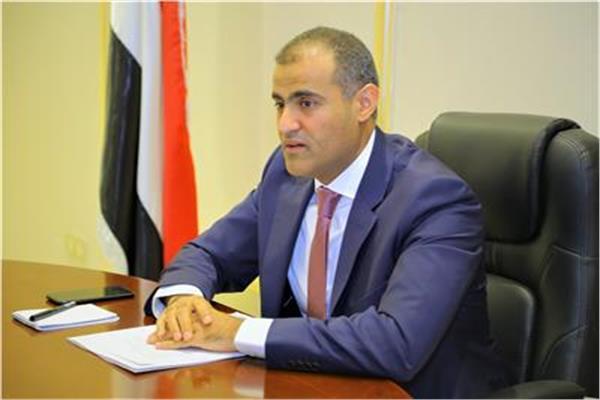 محمد الحضرمي - وزير خارجية اليمن